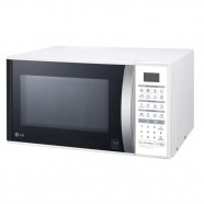 Micro-ondas LG Easy Clean Branco 30L 127V MS3052R