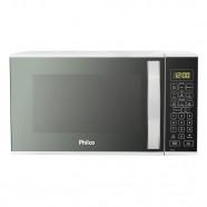 Imagem - Micro-ondas Philco 21L Branco Espelhado 127V PMO21E cód: 172015101401200011