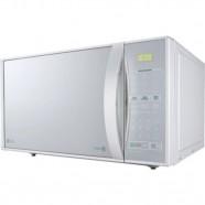 Imagem - Micro-ondas Easy Clean Prata Espelhado 30L LG 110V MH7053R cód: 173001181704100011