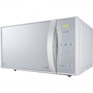 Imagem - Micro-Ondas LG Easy Clean Prata Espelhado 30L 220V MH7053RA - 173001181704200011