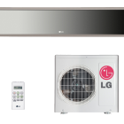 Ar Split LG Art Cool Inverter 24000 BTU Frio