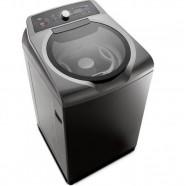 Imagem - Lavadora de Roupas Double Wash 15Kg Grafite Brastemp 220V cód: 392060330142000051