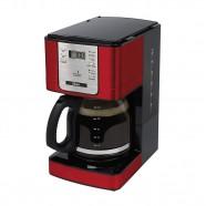 Imagem - Cafeteira Flavor Programável 12 Xícaras Vermelha Oster 127V cód: 431250140021000012