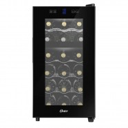 Imagem - Adega-Oster Dual Zone Touch Control 18 Garrafas Bivolt 130W OADE180 cód: 471250080112691011