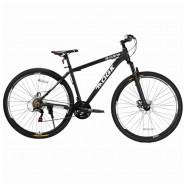 Imagem - Bicicleta Aro 29 Freio a Disco 21 Vel Câmbio Shimano Preto/Branco QGK B29 cód: 54153120610A024021