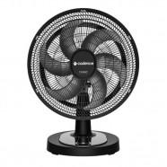 Imagem - Ventilador Turbo Conforto 6 Pás 42cm Preto Cadence 220V cód: 570160470220150701