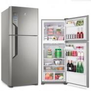 Imagem - Refrigerador Electrolux Top Freezer 431L Platinum 127V TF55S cód: 760020020585010509