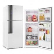 Imagem - Refrigerador Electrolux Inverter Top Freezer 431L Branco 220V IF55 cód: 760020062024050502
