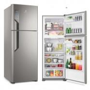Imagem - Refrigerador Electrolux Top Freezer 474L Platinum 220V TF56S cód: 760020102026020506