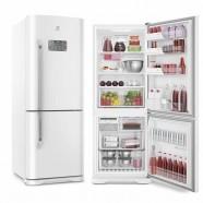 Imagem - Refrigerador Electrolux Bottom Freezer Inverter 454L Branco 127V IB53 cód: 760020140213040201