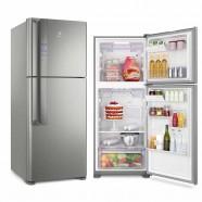 Imagem - Refrigerador Electrolux Inverter Top Freezer 431L Platinum 127V IF55S cód: 760020201025050509