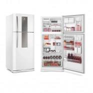 Refrigerador Electrolux Infinity 2 Portas 553L Frost Free Branco 127V DF82
