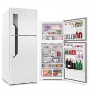 Imagem - Refrigerador Electrolux Top Freezer 431L Branco 127V TF55 cód: 760020320513040202