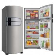 Imagem - Geladeira Consul Domest 2 Portas 405 Litros Inox Frost Free 110V cód: 760050052313050201