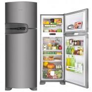 Refrigerador Consul Duplex Frost Free Platinum 340L 127V CRM38NK