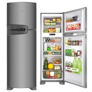 Imagem - Refrigerador Consul Frost Free Duplex 386L Inox 127V CRM43NK cód: 760050175111010101