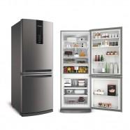 Imagem - Refrigerador Brastemp Frost Free Inverse 443L Inox 220V BRE57AK cód: 760600050525070206