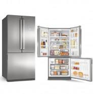 Imagem - Refrigerador Brastemp Side Inverse 3Portas 540L FF Inox 127V cód: 760600184516020201