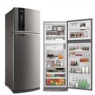 Imagem - Refrigerador Brastemp Duplex FrostF Evox 478L 220V BRM59AK cód: 760600295723010201