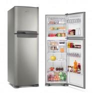 Imagem - Refrigerador Continental Duplex 394L Frost Free Prata 127V cód: 761020100613090201