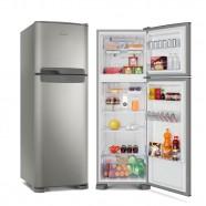 Imagem - Refrigerador Continental Duplex Frost Free 370L Prata 127V TC41S cód: 761020106513090201