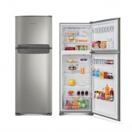 Imagem - Refrigerador Continental Duplex Frost Free Prata 220V 472L cód: 761020106623090201