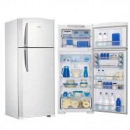 Refrigerador Continental 403L 127V 2 Porta Branco Frost Free RFCT451MDA1BR