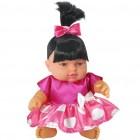 Boneca Fantasia Baby Gatinha - Anjo