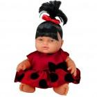 Boneca Fantasia Baby Joaninha 969 - Anjo