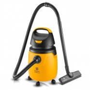 Aspirador de Pó e Água GT 3000 Amarelo/Preto Electrolux 127V