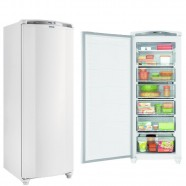 Imagem - Freezer Consul 1 Porta Vertical 231L Cycle Defrost Branco 220V cód: B100050021114010301