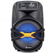Imagem - Caixa de Som Gallant 200W FM Bluetooth 4.2 USB/SD/AUX Bivolt cód: CS1013612020203481