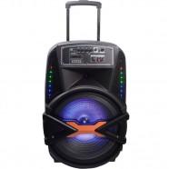 Imagem - Caixa de Som Portátil Gallant 200W Radio FM Bluetooth 4.2 USB/SD/AUX Bivolt GCS12F01A_PTBIV cód: CS1013612020203511