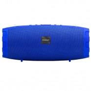 Caixa de Som SoundBox TWO USB/AUX com Bateria Interna Frahm Azul