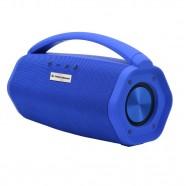 Imagem - Caixa de Som Aqua Boom Speaker Ipx7 Goldship Bateria Interna/Bluetooth Azul cód: CS3616230070606651