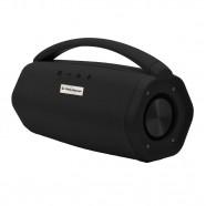 Imagem - Caixa de Som Aqua Boom Speaker Ipx7 Goldship Bateria Interna/Bluetooth Preta cód: CS3616230070606661