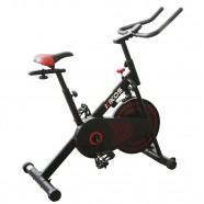 Imagem - Bicicleta Ergométrica Spinning F3 Kikos Display Auto Scan até 100kg 69306 cód: E50850220402059011