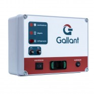 Imagem - Câmara Fria Gallant 4R-DCP 3x3 Painéis Resfriado Standard com Piso Pain com Cond Danf 220v Trifá cód: L21361519132002011
