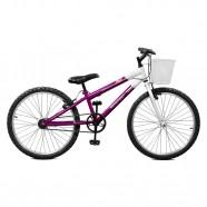 Imagem - Bicicleta Aro 24 Feminina Serena BR sem Marchas Master Bike cód: MKP000024000022