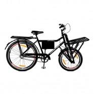 Imagem - Bicicleta Aro 26 Max Cargo A-36 3V Nexus Preto Master Bike cód: MKP000024000150