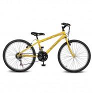 Imagem - Bicicleta Aro 24 Move 21v Amarelo Kyklos cód: MKP000024000169