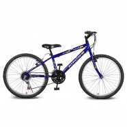 Imagem - Bicicleta Aro 24 Move 21v Azul Kyklos cód: MKP000024000170