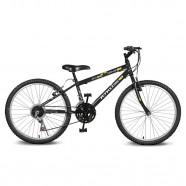 Imagem - Bicicleta Aro 24 Move 21v Preto Kyklos cód: MKP000024000171