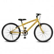 Imagem - Bicicleta Aro 24 Move Sem Marchas Amarelo Kyklos cód: MKP000024000173