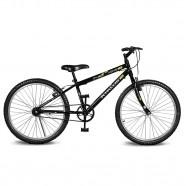 Imagem - Bicicleta Aro 24 Move Sem Marchas Preto Kyklos cód: MKP000024000175
