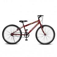 Imagem - Bicicleta Aro 24 Move sem Marchas Vermelho Kyklos cód: MKP000024000176