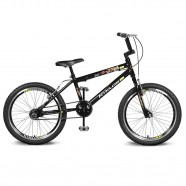 Imagem - Bicicleta Aro 20 Gh 3.9 A-36 Preto Kyklos cód: MKP000024000184