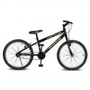 Imagem - Bicicleta Aro 20 Move Sem Marchas Preto Kyklos cód: MKP000024000189