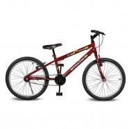 Imagem - Bicicleta Aro 20 Move sem Marchas Vermelho Kyklos cód: MKP000024000190