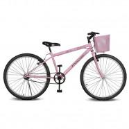 Imagem - Bicicleta Aro 26 Magie sem Marchas Rosa Kyklos cód: MKP000024000204